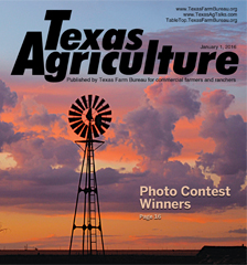 Texas Agriculture | January 1, 2016