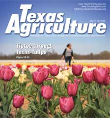 Texas Agriculture | March 18, 2016