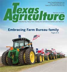 Texas Agriculture | February 19, 2016
