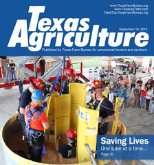 Texas Agriculture | September 18, 2015