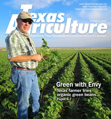 Texas Agriculture | October 2, 2015