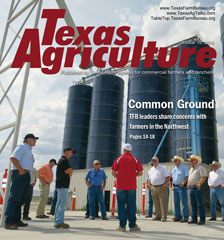 Texas Agriculture | October 16, 2015