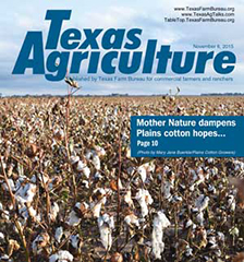 Texas Agriculture | November 6, 2015