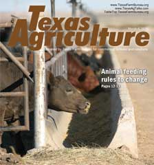 Texas Agriculture | March 4, 2016