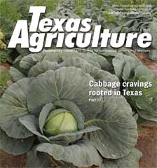 Texas Agriculture | April 1, 2016