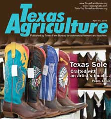 Texas Agriculture | April 15, 2016
