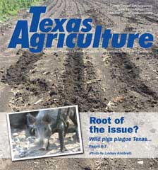 Texas Agriculture | May 20, 2016