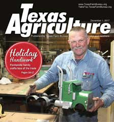 Texas Agriculture Publication | December 1, 2017