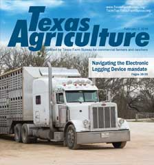 Texas Agriculture Publication | January 5,2018