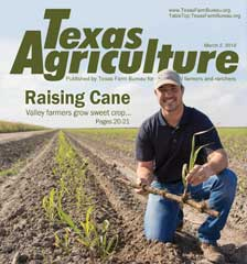Texas Agriculture Publication | March 2,2018