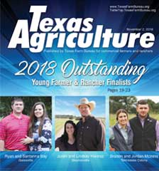 Texas Agriculture Publication | November 2,2018