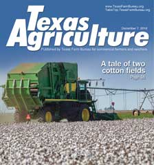 Texas Agriculture Publication | December 7,2018