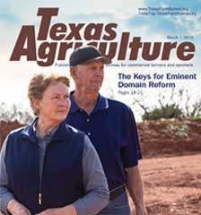 Texas Agriculture Publication | March 1, 2019