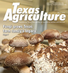 Texas Agriculture Publication | May 3, 2019