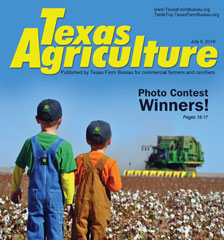 Texas Agriculture Publication | July 5, 2019