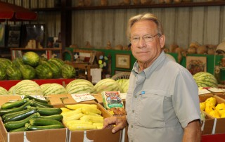 Texas vegetable grower Bernie Thiel faces a medley of issues—including weather challenges, markets and labor.