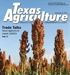 Texas Agriculture Publication | August 2, 2019