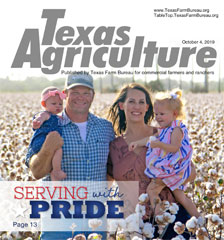 Texas Agriculture Publication | October 2, 2019